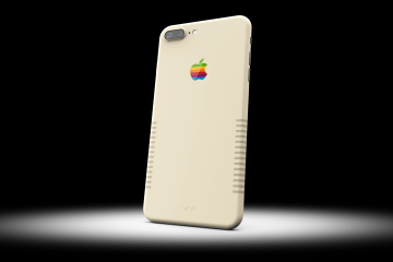 ColorWare iPhone 7 Plus retro mac