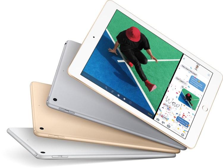 Novos iPads de 9,7 polegadas
