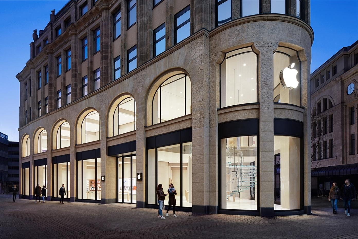 8 cửa hàng đẹp sang chảnh bậc nhất của Apple, đảm bảo vào bạn sẽ không muốn ra