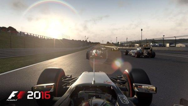 Jogo F1 2016 para macOS