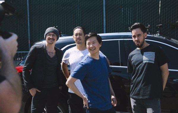 Linkin Park no Carpool Karaoke