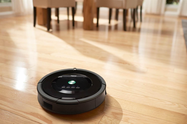 Robô de limpeza doméstica Roomba