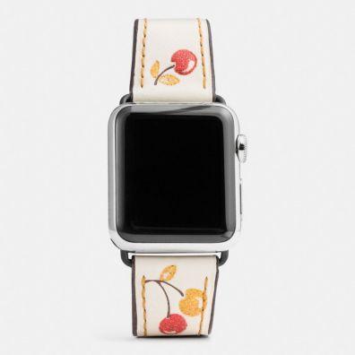 Pulseiras da Coach para o Apple Watch