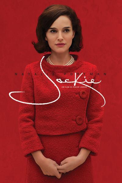 """Pôster do filme """"Jackie"""""""