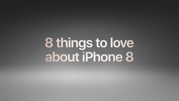 8 coisas iPhone 8