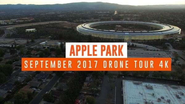 Apple Park setembro