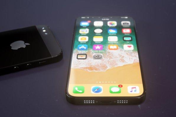 """Conceito de um """"iPhone SE Plus"""" criado pelo CURVED/labs"""