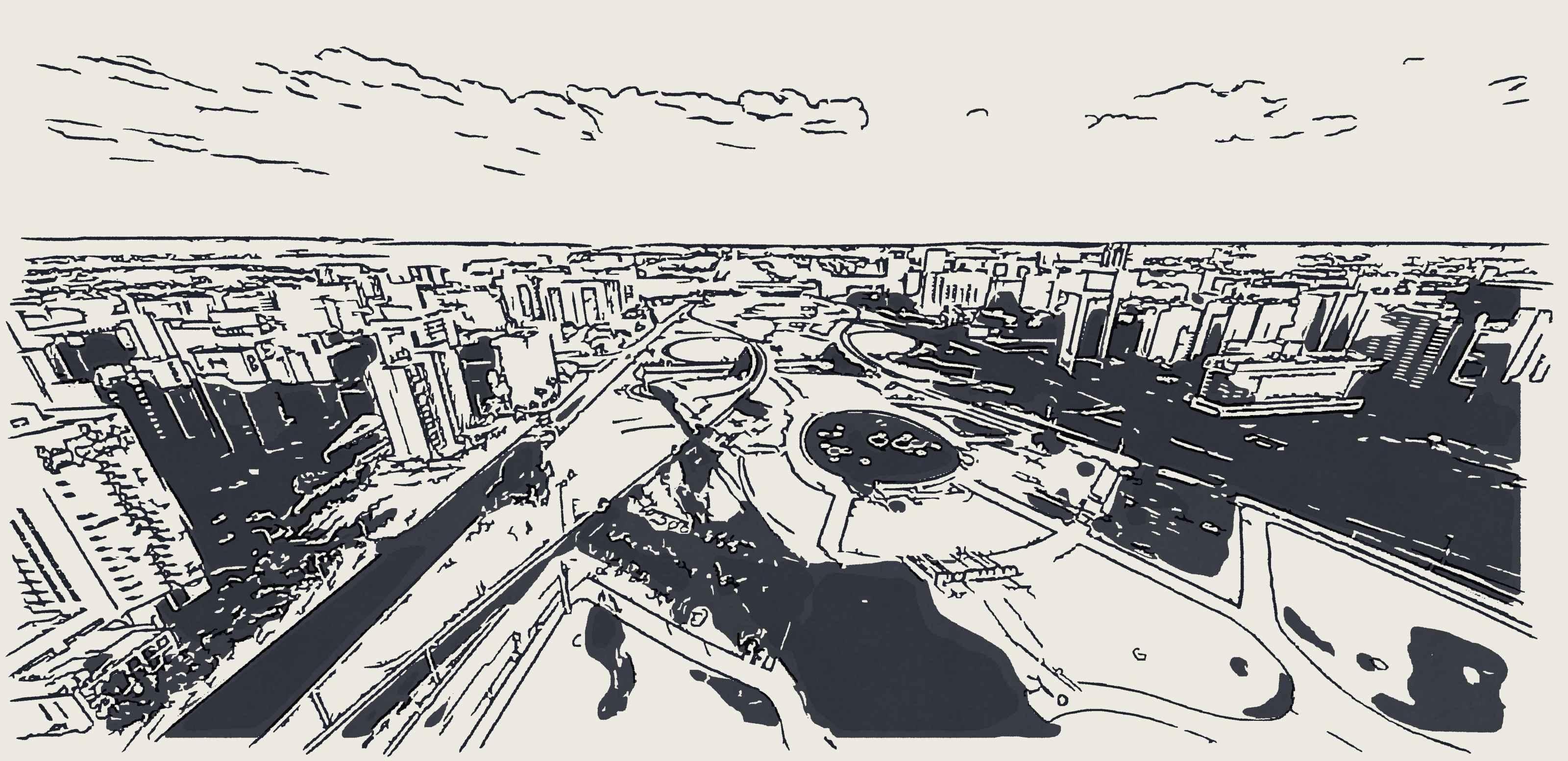 Imagem criada no app Olli by Tinrocket para iOS