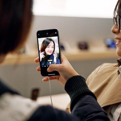 Lançamento do iPhone X - Apple 上海环贸 iapm, em Xangai