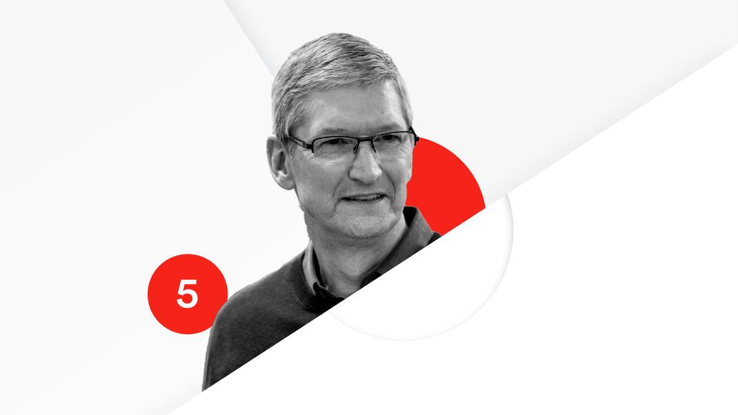 O iOS 11 da Apple está instalado em 59% dos dispositivos iOS