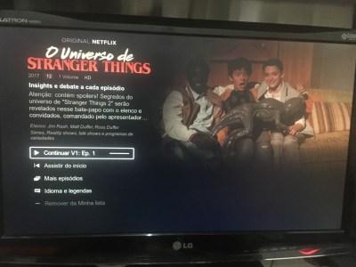Netflix no Fire TV Stick