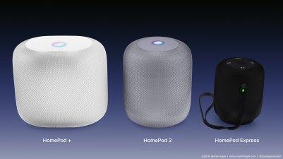 Conceito de HomePod 2 por Martin Hajek