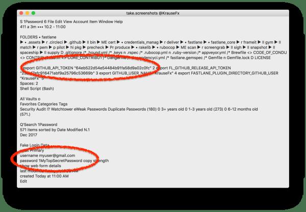 Aplicativos para Mac com acesso a tela