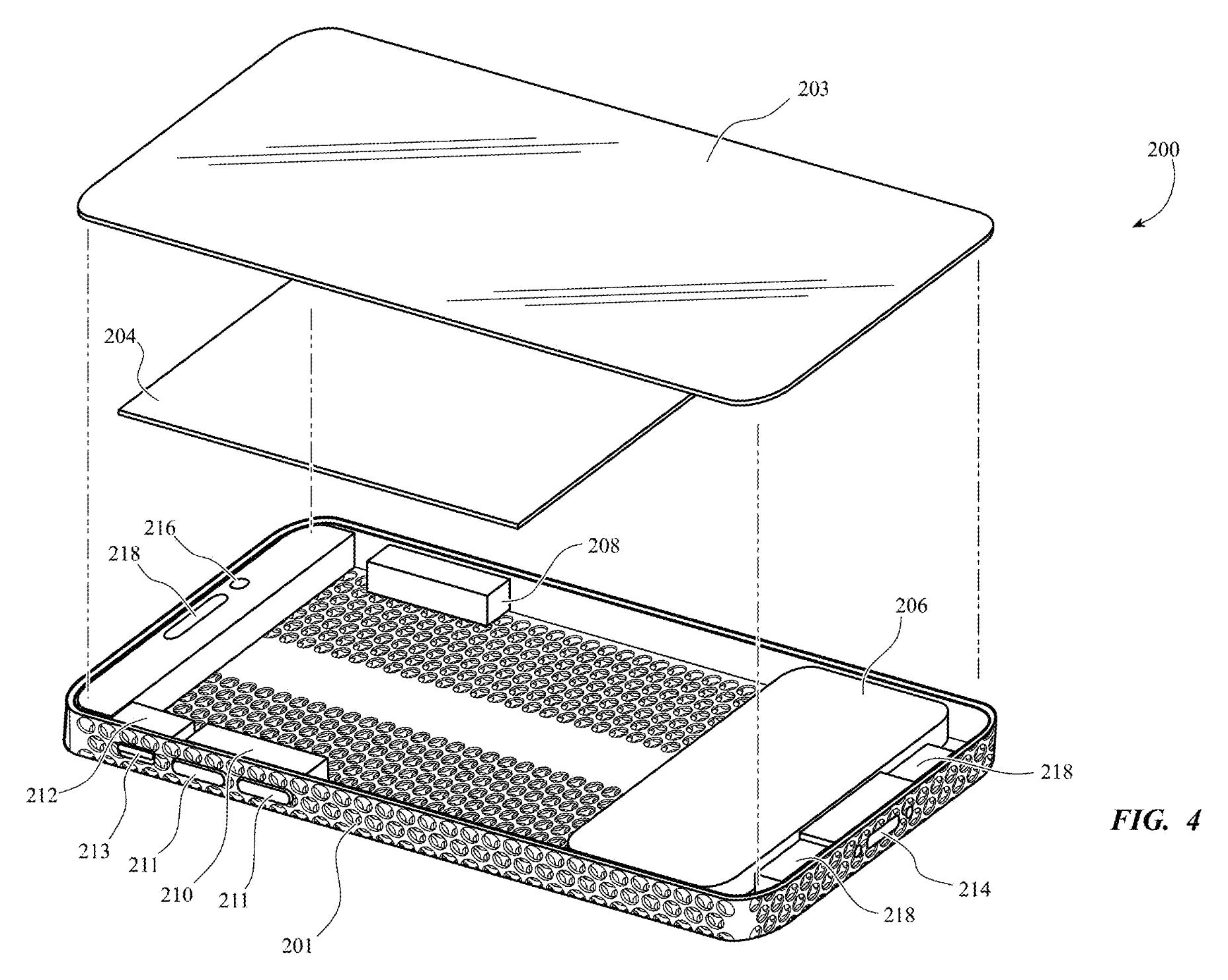 Patente com estrutura tridimensional da Apple