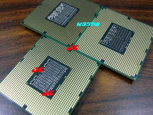 Xeons que vazaram na web