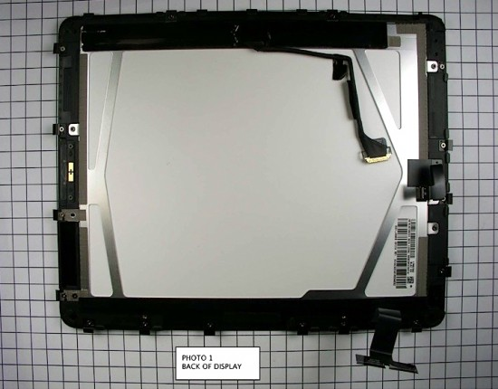 iPad internal na FCC