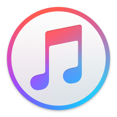 Ícone - iTunes 12.2 no Mac