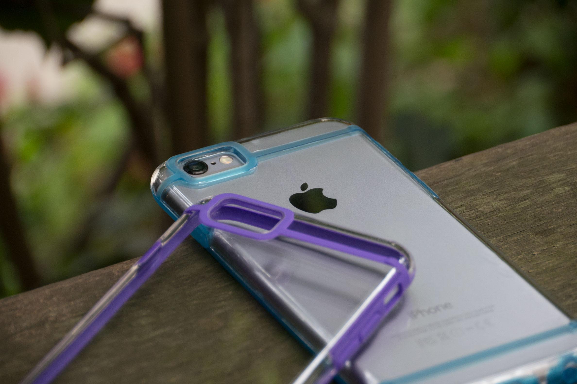 b7fc02d4ad2 Com apenas 0,8mm de espessura, ela é sem dúvida uma das melhores opções  para proteger o seu iPhone sem adicionar volume ou alterar de forma abrupta  o design ...
