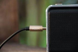 Cabo de áudio P2 estéreo flat, da ROCK