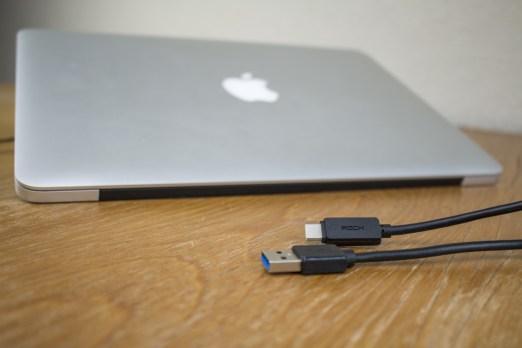 Cabo de USB para USB-C, da ROCK