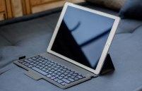 Capa com teclado Bluetooth para iPad Pro de 12,9 polegadas, da ROCK