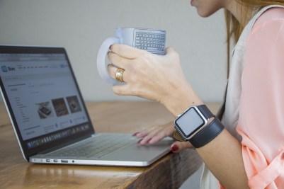 Pulseira Sunlord Series para Apple Watch, da Baseus