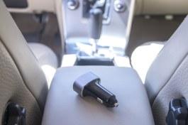Carregador veicular USB/USB-C - ROCK