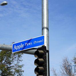 Apple Campus 2 via