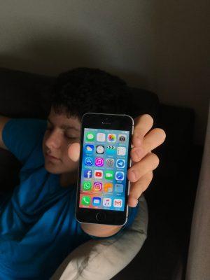 Comparativo de foto do iPhone 7 Plus no modo Retrato