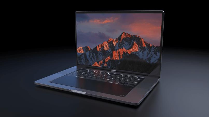 Conceito MacBook Pro 2018 Daniel