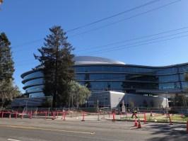 Novo campus da Apple em Sunnyvale