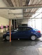 Alugando o carro pelo app Turo para iOS