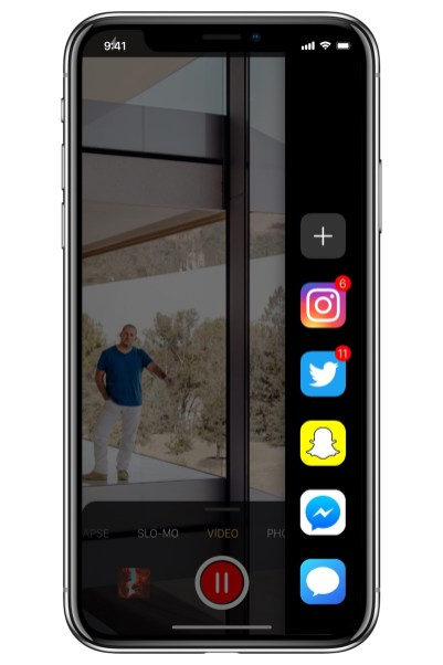 Conceito do iOS 12