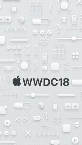 Imagem de fundo - WWDC 2018 - iPhones de 4 polegadas