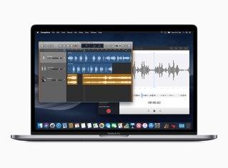 App Gravador de Voz/Voice Memos no macOS Mojave