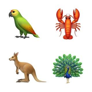 Novos emojis chegando em 2018