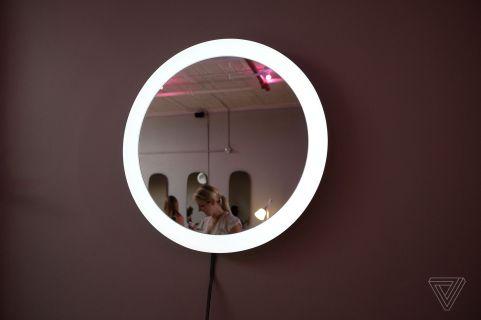 Adore Lighted Vanity Mirror