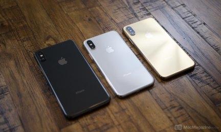 Foto dos iPhones XS e XS Max (por MacMagazine)