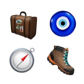 Novos emojis de 2018