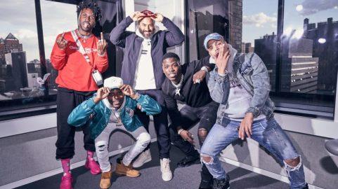 Novo estúdio da Beats 1 em Nova York