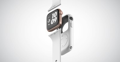 Conceito: Case para o Apple Watch Series 4