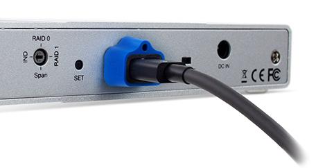 OWC ClingOn, estabilizador de cabos