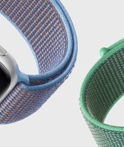 Pulseira loop esportiva (novas cores)