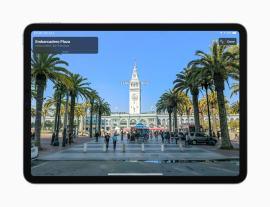 Look Around do Mapas no iPadOS 13