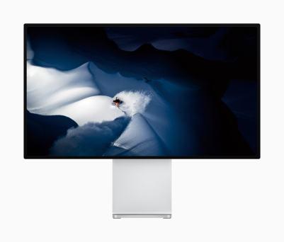 Apple Pro Display XDR de frente