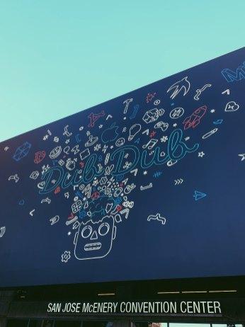 Local do evento da WWDC19