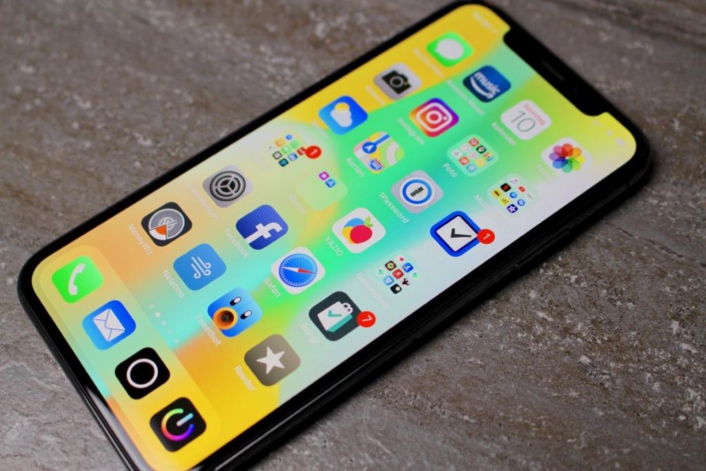 iPhone X: 279 Tage später