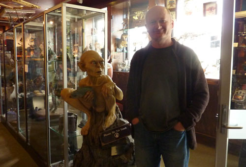 March 15th 2012 - Wellington, Weta and Movie Heaven (5/6)