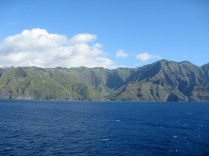 Along the Nā Pali Coast (2)