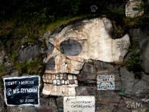 Soapy Smith's Skull